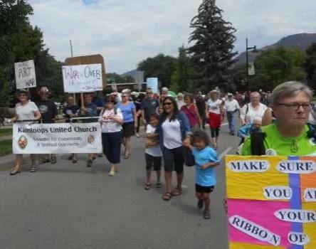 Peace Walk 2018
