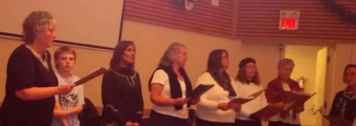 Kamloops Threshold Choir