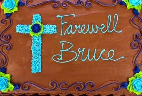 Chocolate for Bruce