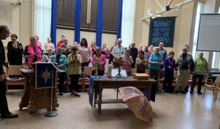 Folk of Note choir