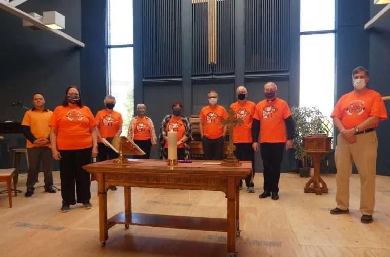 Orange Shirt Sunday