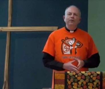 Rev. Caveney