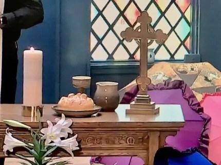 The Communion Elements