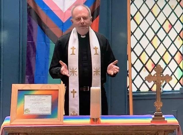 Rev. Dr. Michael Caveney