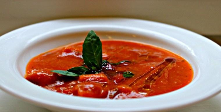 Toscansk tomat- brødsuppe
