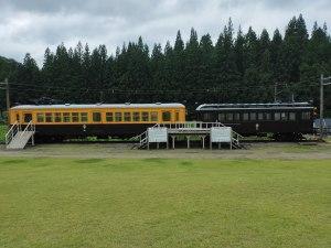 新発田の「オッチョホイ」と蒲原鉄道の廃線跡