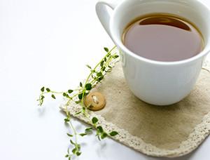 便秘茶のイメージ