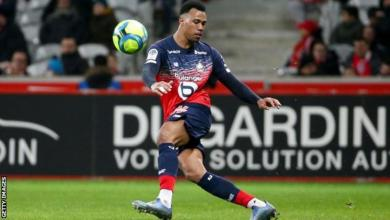Arsenal sign Brazilian defender from Lille