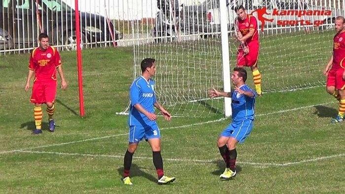 Καμπανιακός-Καστοριά 1-0