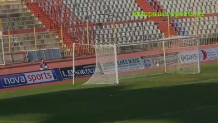 Λάρισα-Καμπανιακός 4-1