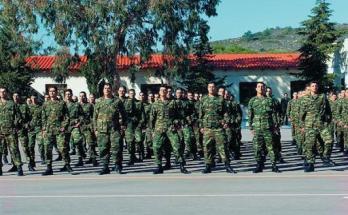 Στρατιωτική θητεία