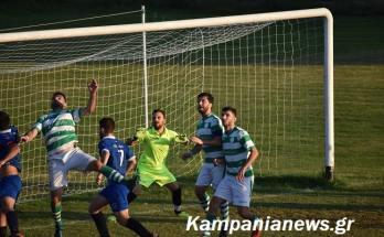 Ομόνοια Σίνδου-Ποσειδώνας Καλαμαριάς 2-0