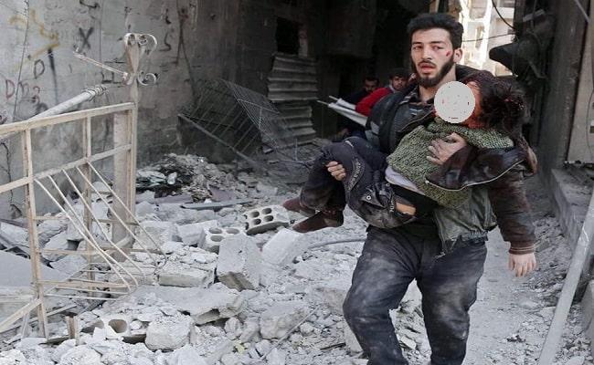 Πόλεμος στην Συρία