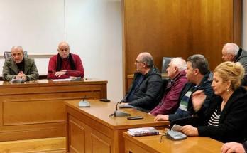 Σύσκεψη στον Δήμο Δέλτα
