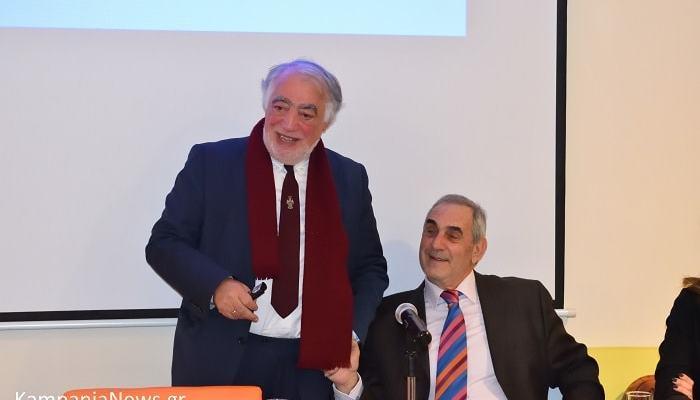 Ο Γιώργος Παυλίδης στην Χαλάστρα