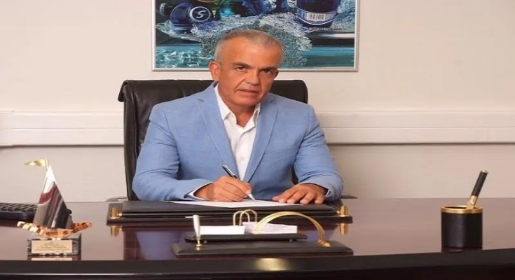 Δήμαρχος Γιάννης Ιωαννίδης