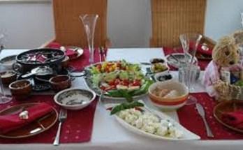 Οικογενειακή υπόθεση η διατροφή
