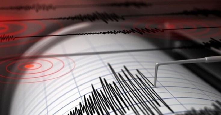 Σεισμός στην Σάμο