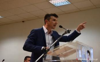 Αλέξανδρος Διαμαντόπουλος Μήνυση κατά παντός στον Δήμο Δέλτα