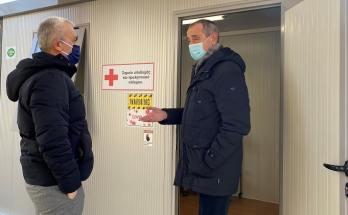 Στο κέντρο Υγείας Διαβατών ο Δήμαρχος Ιωαννίδης
