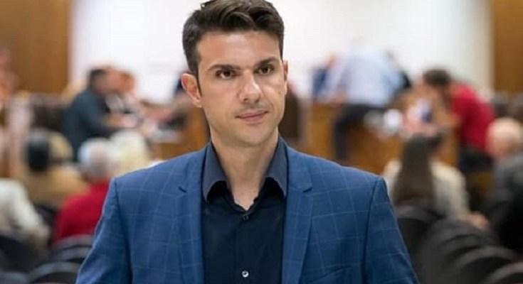 Πρόεδρος του ΚΠΟΔΔ ο Αλέξανδρος Διαμαντόπουλος