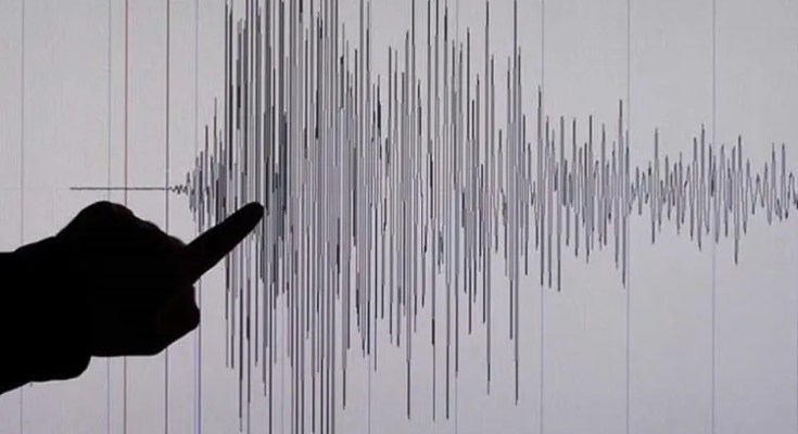 Ασθητός στην Χαλάστρα ο σημερινός σεισμός
