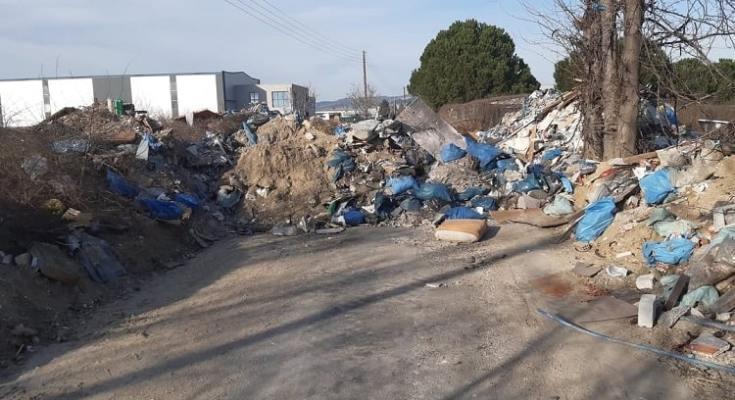 Καθαρισμός στον Δήμο Δέλτα