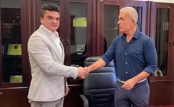 Ο Κώστας Λουμπούτης νέος πρόεδρος δημοτικού συμβουλίου