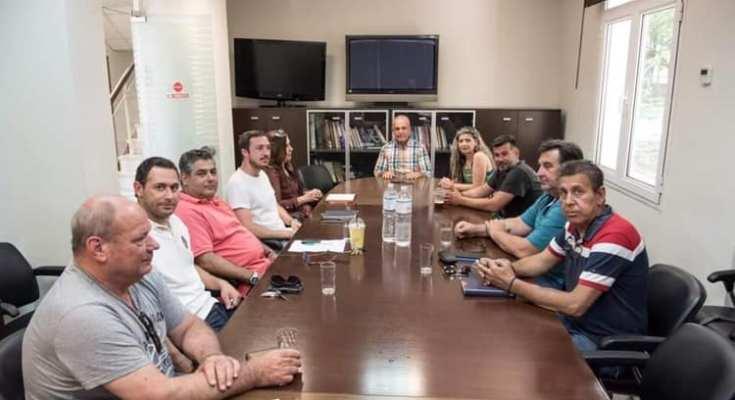 Τι απάντησε ο Ιωαννίδης στους Τοπικούς Προέδρους