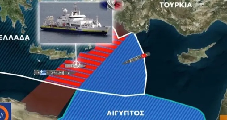 Τουρκία απειλεί Γαλλικό σκάφος