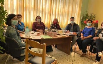 Συναντήσεις Διαμαντόπουλου για τη βοήθεια στο σπίτι