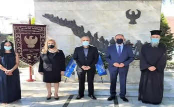 Ο Δήμος Δέλτα τίμησε τους Πόντιους