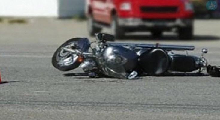 22χρονος μοτοσυκλετιστής στην Ν.Μεσήμβρια