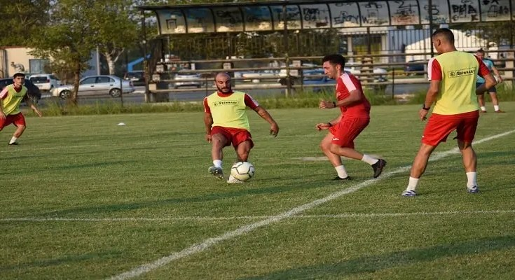 Παύλος Μελάς-Καμπανιακός 2-2