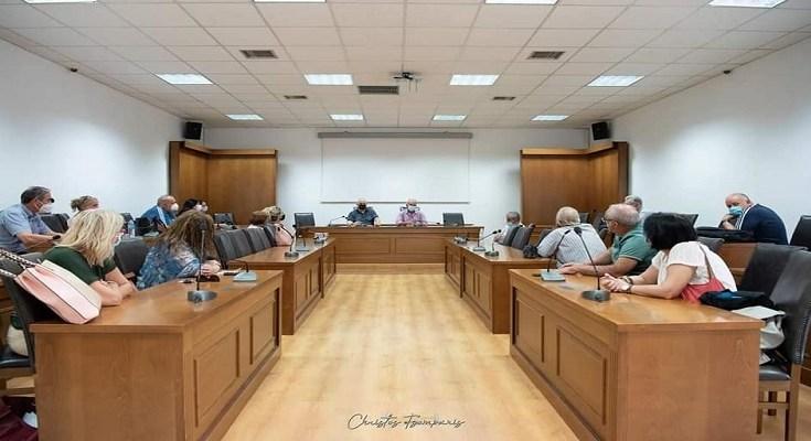 Συνάντηση για την νέα χρονιά στον Δήμο Δέλτα
