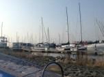 Flevo Marina, waar vroeger onze zeilboot lag