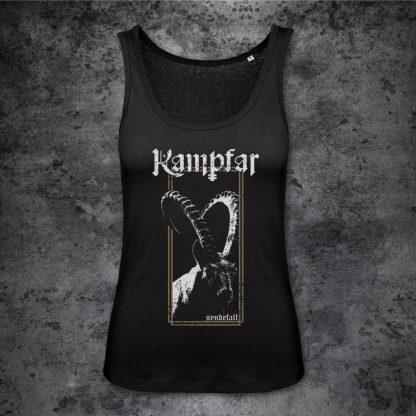 Kampfar - Syndefall (Tank Shirt) | Official Kampfar Merchandise Webshop Webstore Onlineshop