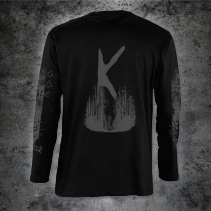 Kampfar - Muro Muro Minde (Longsleeve Shirt) | Official Kampfar Merchandise Webshop Webstore Onlineshop