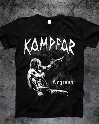Kampfar - legions (T-Shirt) | Official Kampfar Merchandise Webshop Webstore Onlineshop