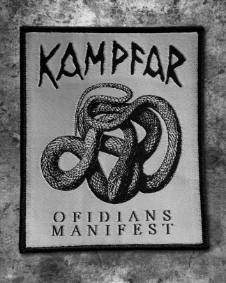Kampfar - Ofidians Manifest (Patch)