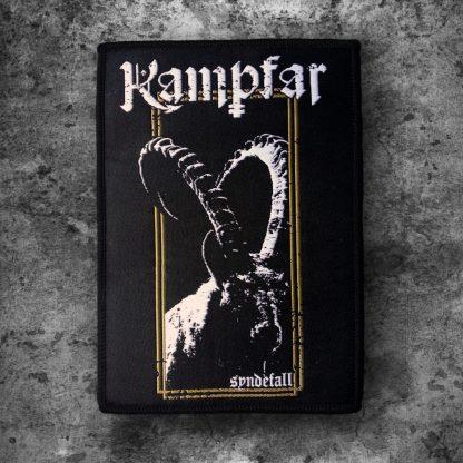 Kampfar - Syndefall (Patch) | Official Kampfar Merchandise Webshop Webstore Onlineshop