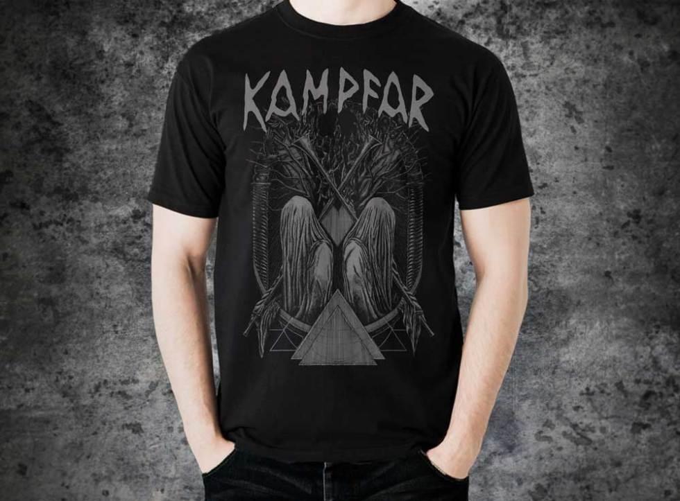 Kampfar-Djevekmakt_T-Shirt