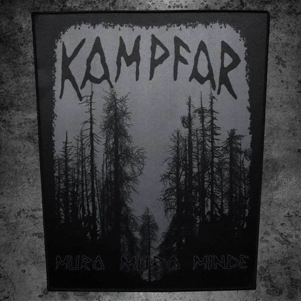 Kampfar-Muro-Muro-Minde-Backpatch