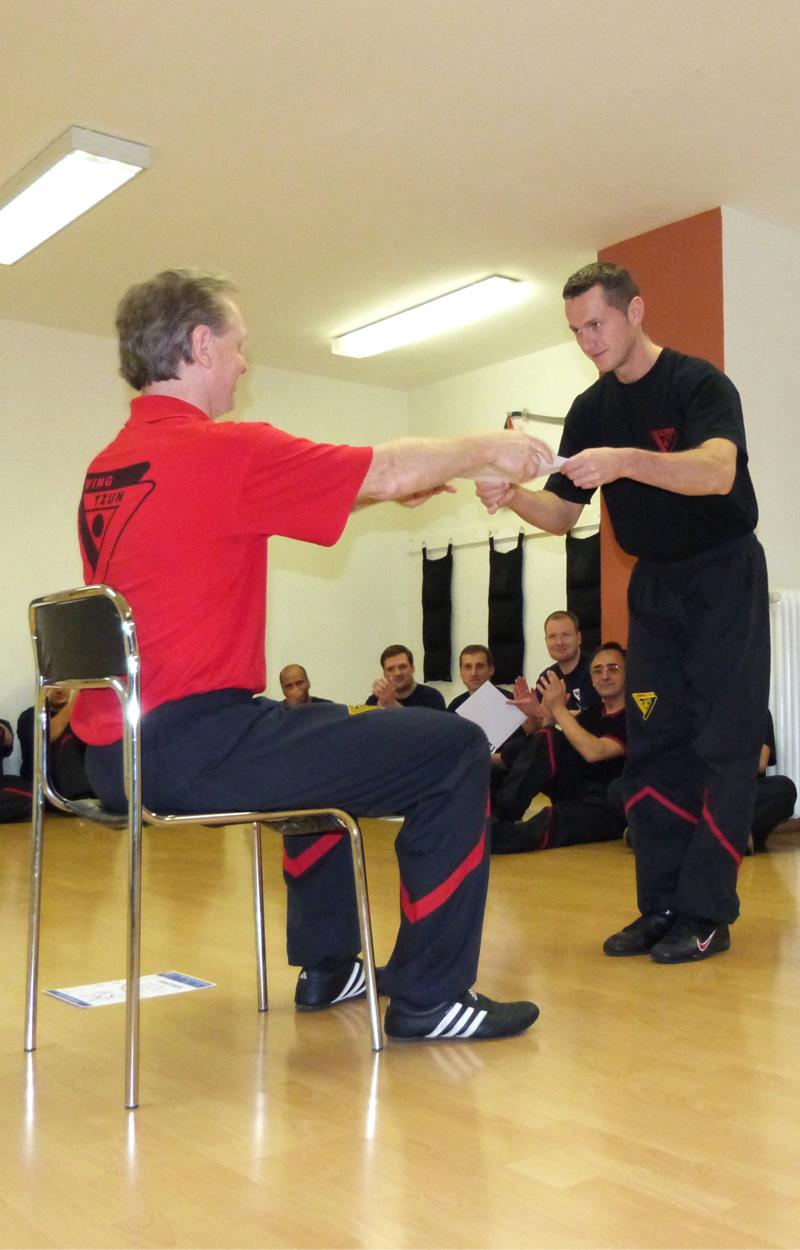 Sifu Sergej, Sifu Niko, Wing Tzun Lehrer, Kampfkunstlehrer, WTFB, Wing Tzun Fachschule, Mannheim, Ludwigshafen, Stuttgart,