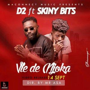 Watch Vie 2 Njoka by D2 ft Skiny Bits.