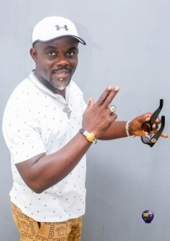 Old Pancho, Cameroonian comedian