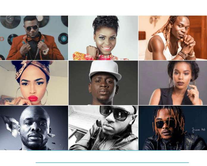 "Cameroonian Artistes Divided On The ""Support Your Own"" Campaign."