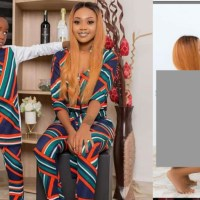 Ghanaian Actress Akuapem Poloo Sentenced To Prison Over A Nude Photo-shoot With Son