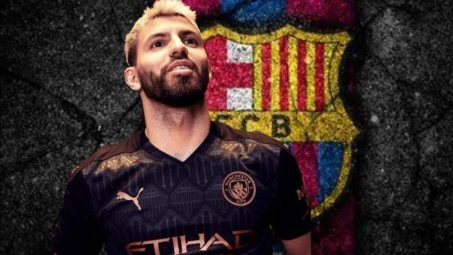 """""""Barca Is The Best Team In The World"""" Sergio Aguero On Joining Barca"""