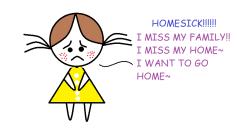 tips mengatasi homesick